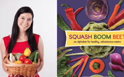 Traverse City Author Promotes Healthy Eating With New Book