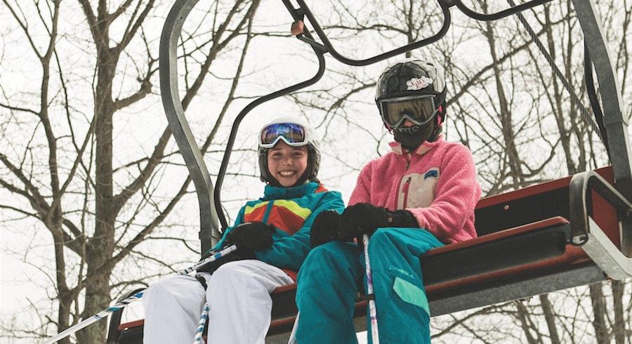 Petoskey winter activities