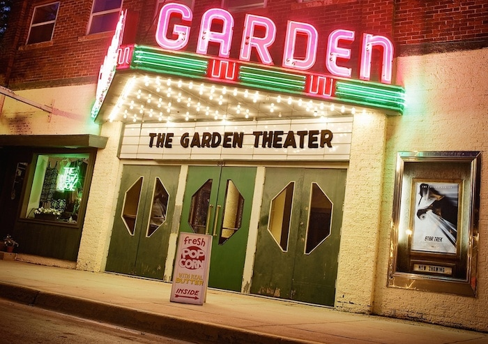 Photo by the The Garden Theater.