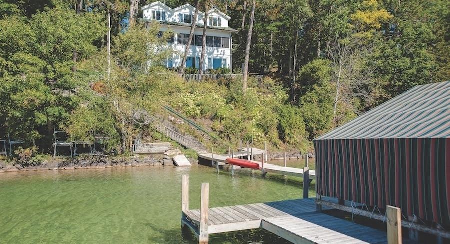 Michigan waterfront real estate