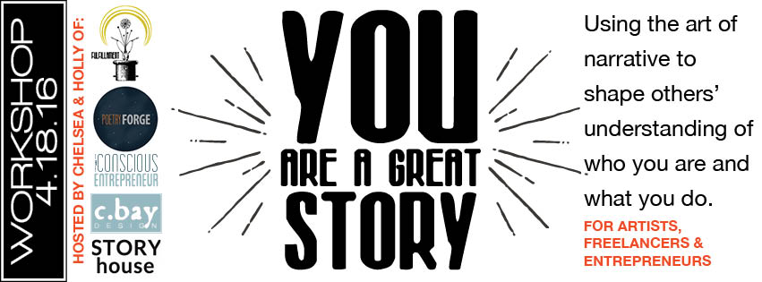 You are a great STORY