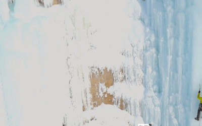 Q&A with Director of Epic Pictured Rocks Ice Climbing Film