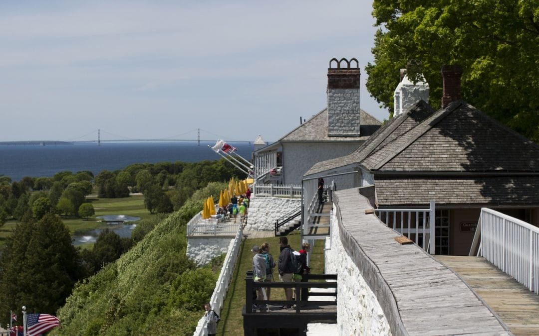 Go Back in Time at These Mackinac State Historic Parks