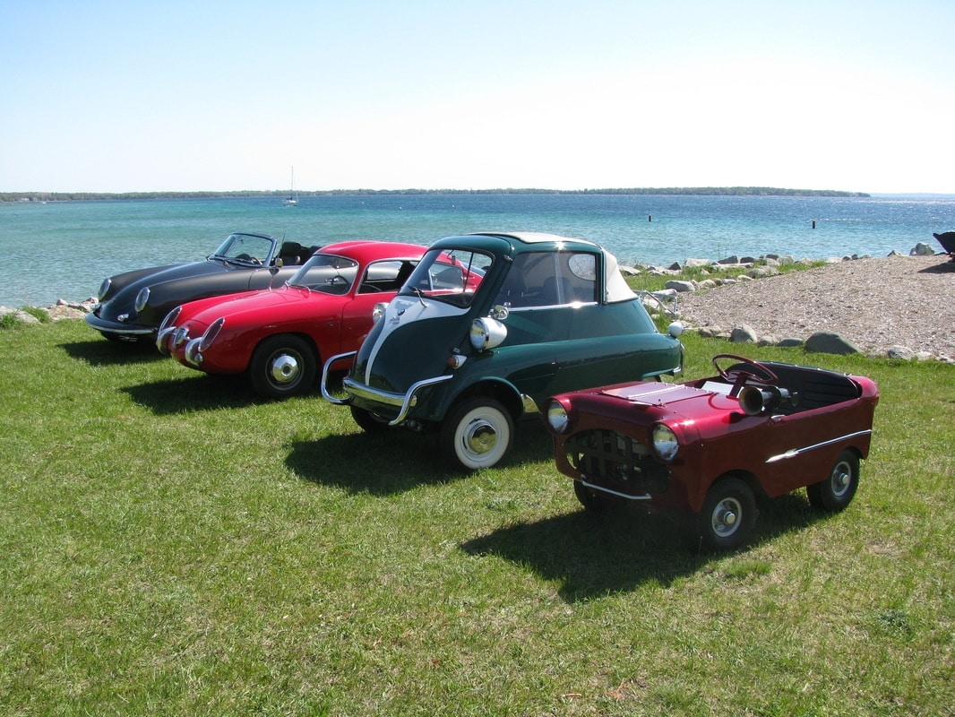 Northport Cars in the Park