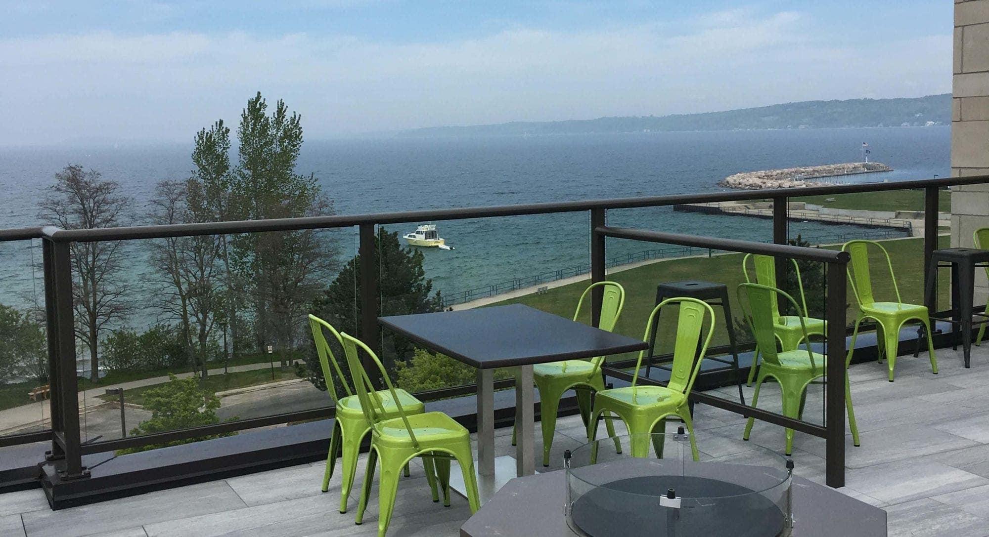 Hotel Indigo Traverse City Rooftop Bar Opens - MyNorth.com