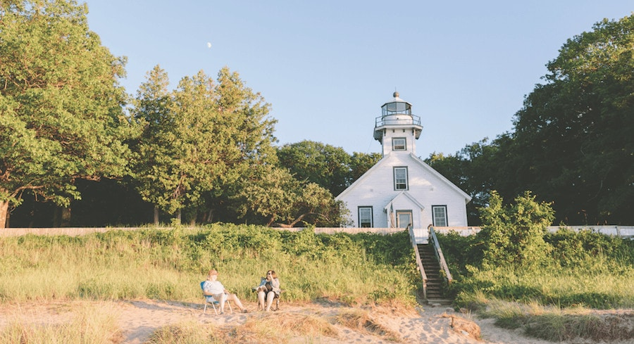 mission point lighthouse