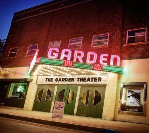 Taken by Jennie Schmitt & Marcie Brooks, Garden Theater Proprieters