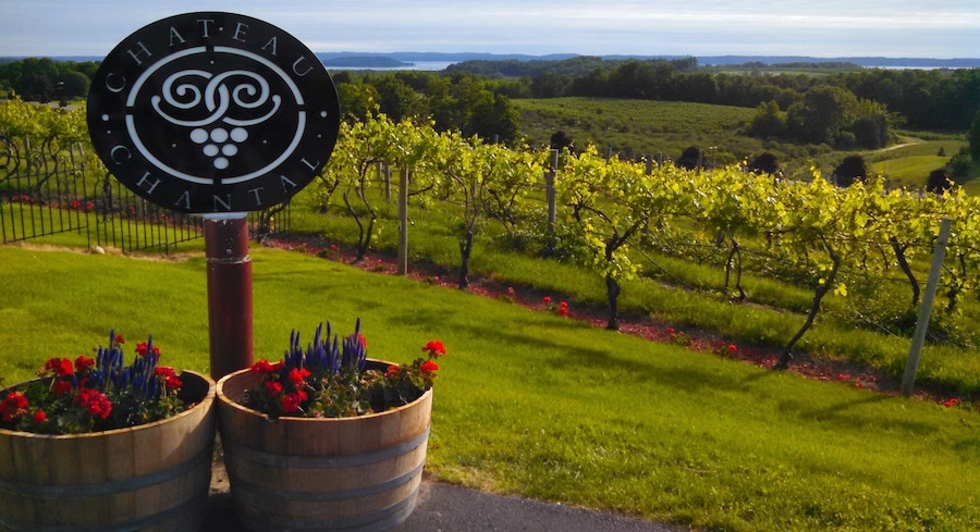 New 7 Course Chateau Chantal Wine Pairing Dinner Menu