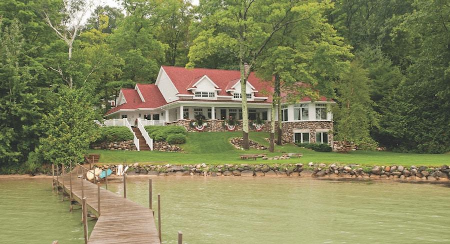 walloon lake home