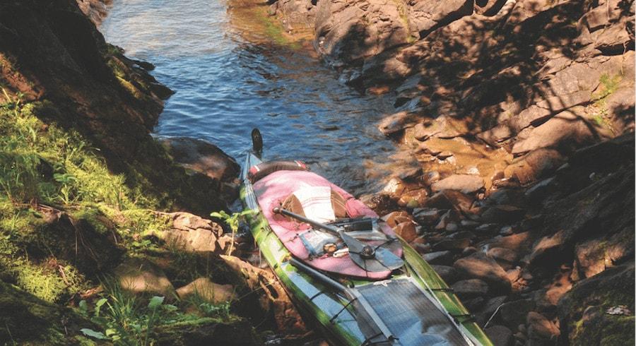 great lakes paddling