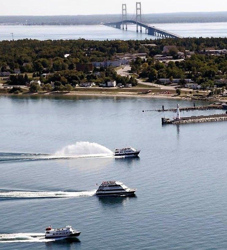 Ferry Service To Mackinac Island From St Ignace