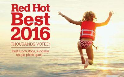 Northern Michigan Red Hot Best 2016 Winners