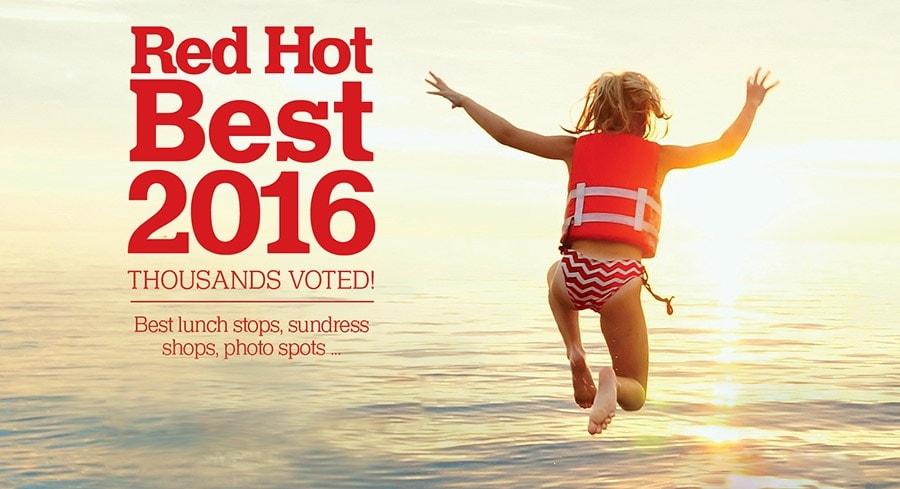 Red Hot Best winners