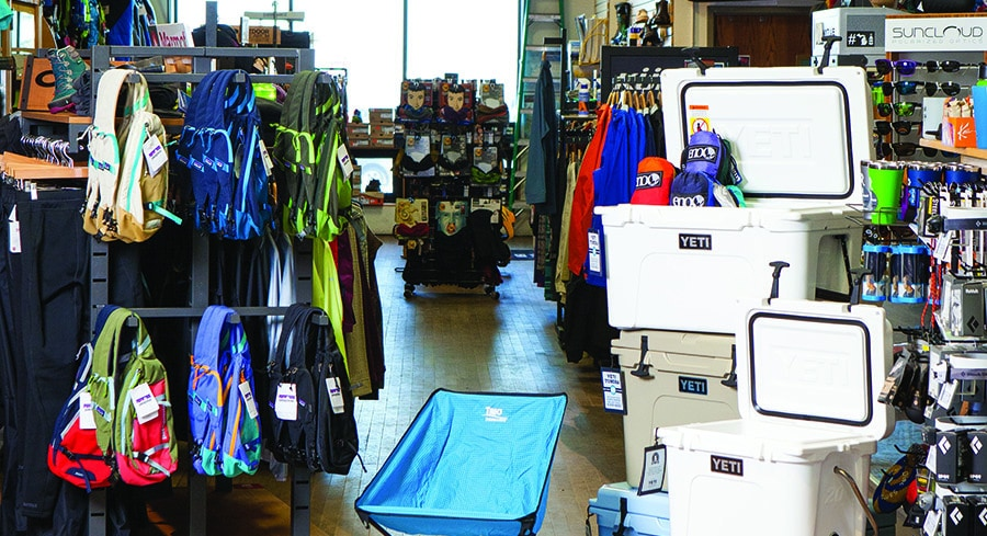 Michigan Outdoor Gear Stores