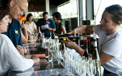 Red Hot Best 2016 Northern Michigan Wine Tasting Rooms