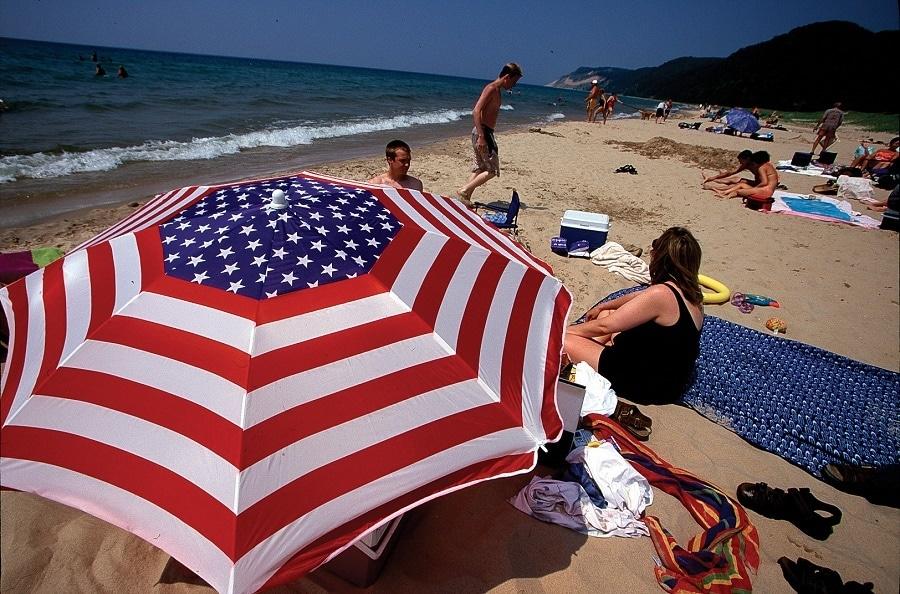 Northern Michigan Fourth of July