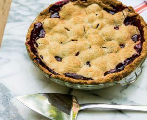 Batalli blackberry pie