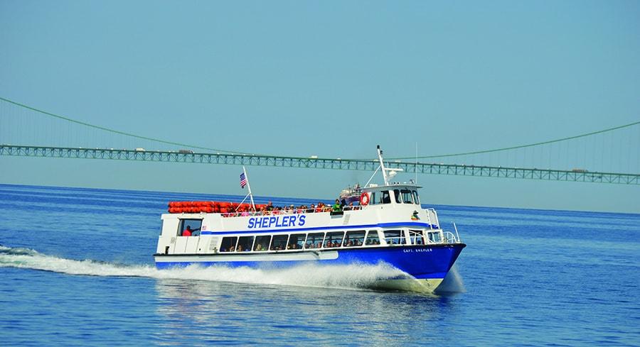 Red Hot Best 2016 Northern Michigan Island Ferry