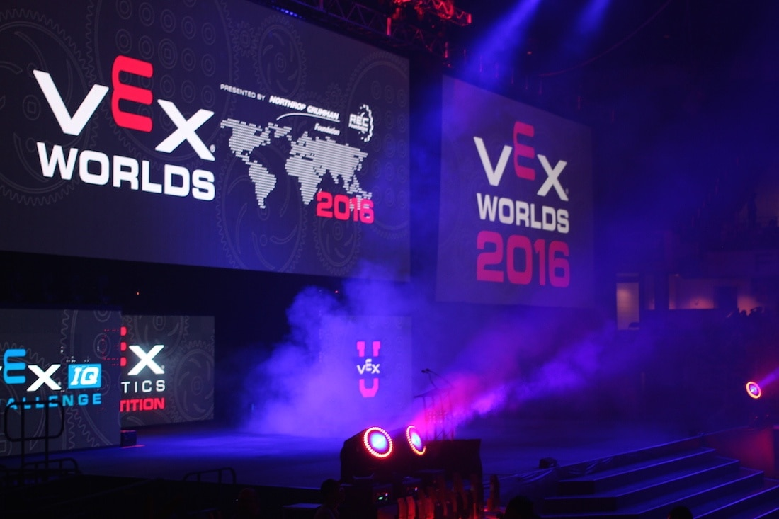 Photo by John Gilligan_vex-worlds-2016-game-unveiling