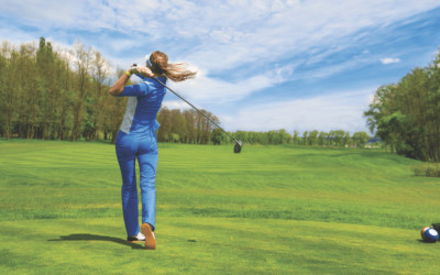 The Genome of a Northern Michigan Golf Stroke