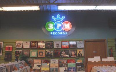 RPM Records: Northern Michigan's Record Haven
