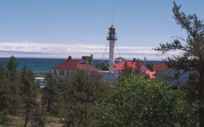Upper Peninsula Lighthouses