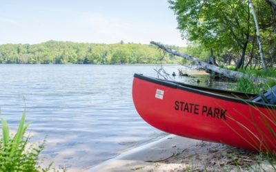9 Michigan State Parks on a Great Lake Shore