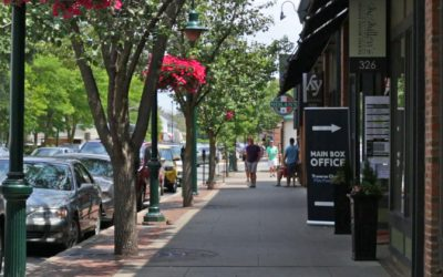 See Inside the New Traverse City Film Festival Box Office