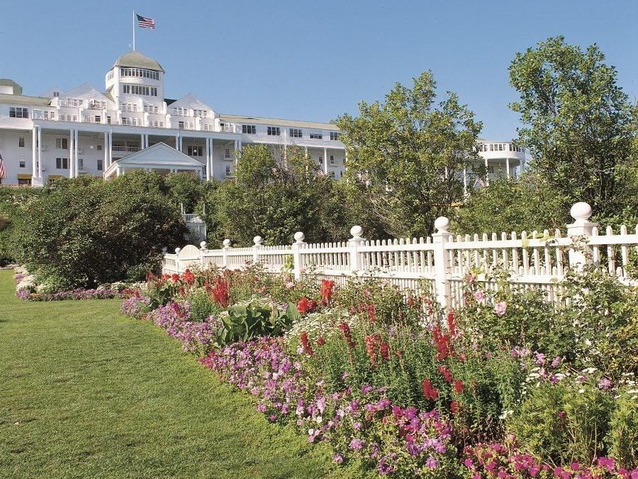 Michigan Romantic Hotels