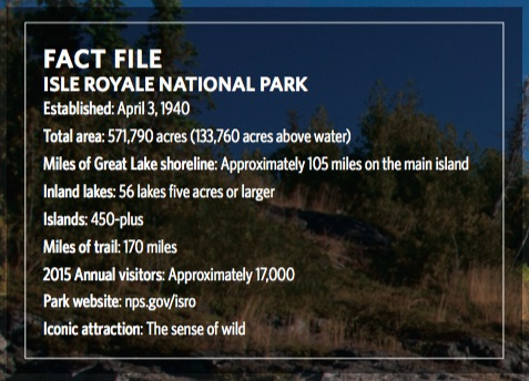 Exploring Isle Royale National Park Mynorth Com