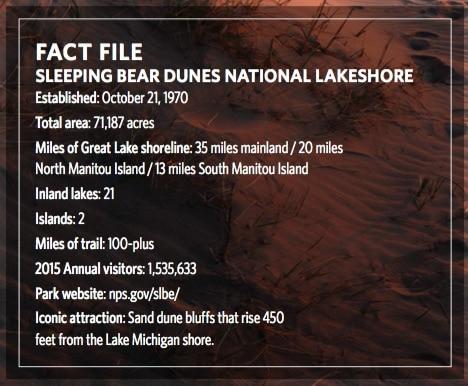 sleeping bear facts