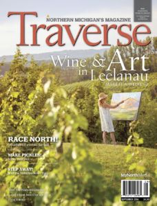 Traverse Magazine September 2016