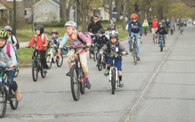 Norte! Creates Cycling Community in Traverse City