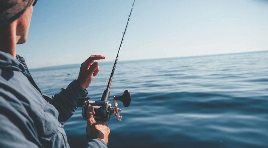northern michigan fishing charter