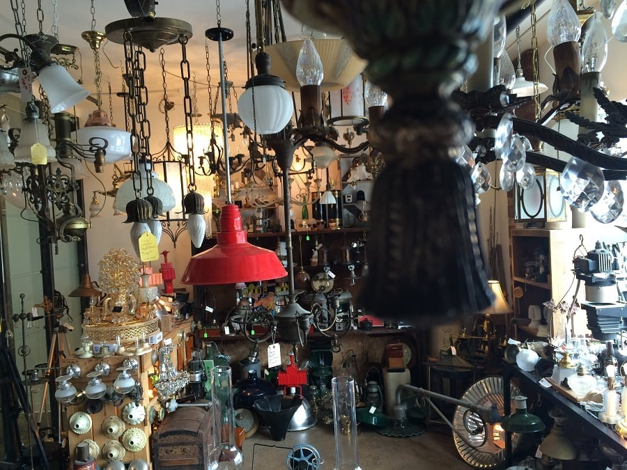 grey wolf antiques
