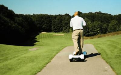 Video: New GolfBoards at Shanty Creek Resorts