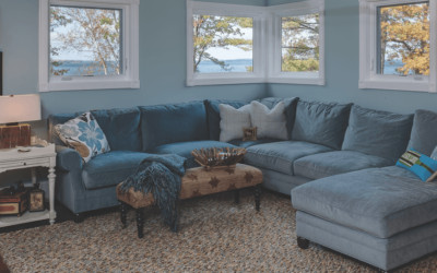 Petoskey Area Home Tour by Northern Home & Cottage, Home #1