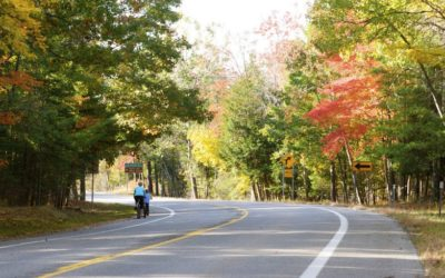 Benzie County Vacation Getaway Package for Fall Colors