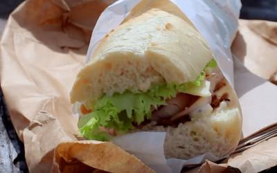 Red Hot Best 2016 Northern Michigan Sandwich