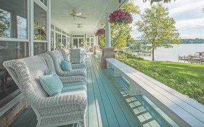 Petoskey Area Home Tour by Northern Home & Cottage, Home #3