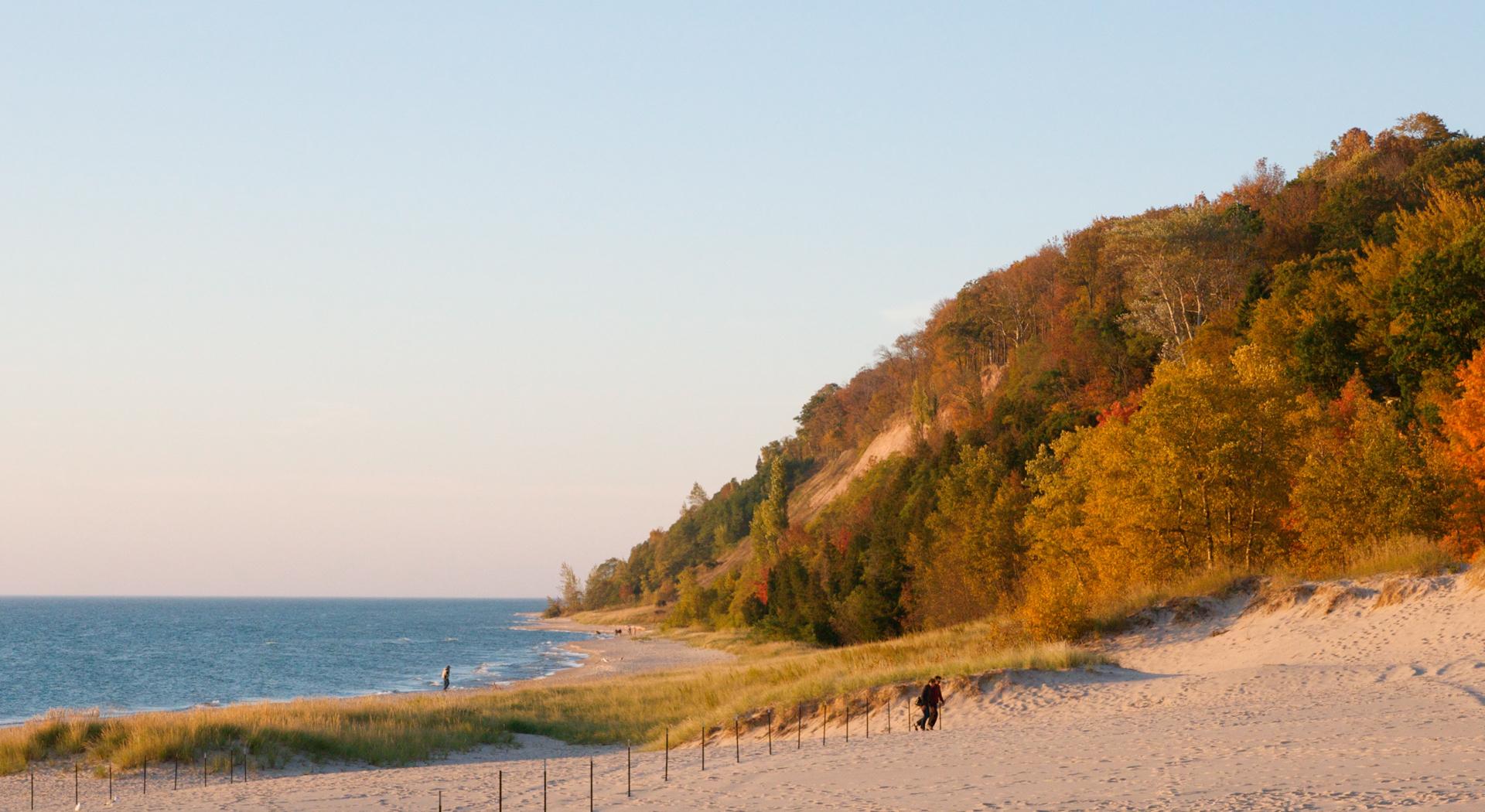 November Vacation in Northern Michigan