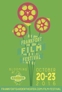 Frankfort Film Festival Poster