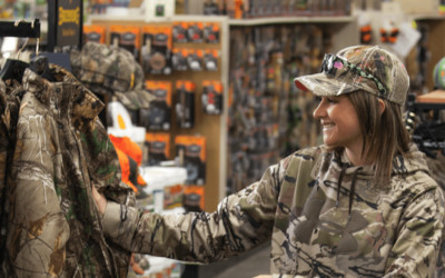 Red Hot Best 2016 Northern Michigan Camo Shops