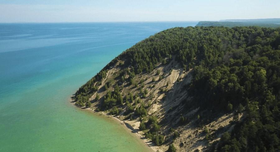 michigan protected land