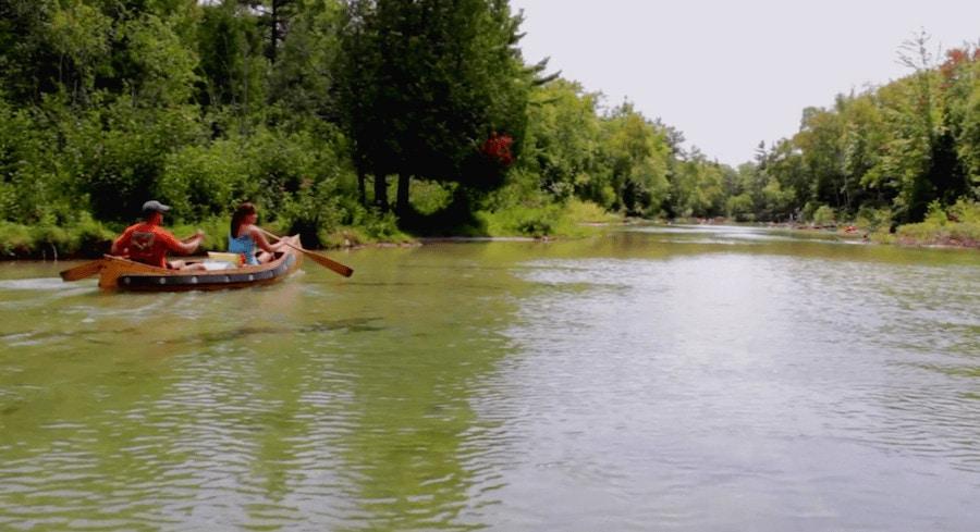 Northern Michigan Rivers