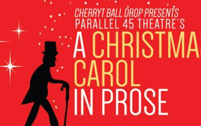 Parallel 45 and City Opera House Team Up for A Christmas Carol