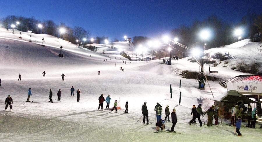 Crystal Mountain Lodging >> Thompsonville's Family Resort Crystal Mountain Celebrates 60 Years