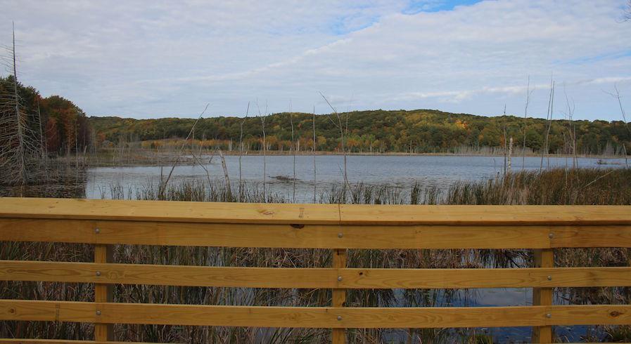 narada lake boardwalk