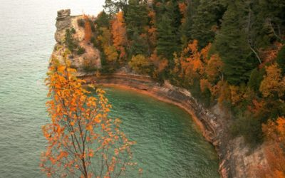 Fall Adventure at Pictured Rocks