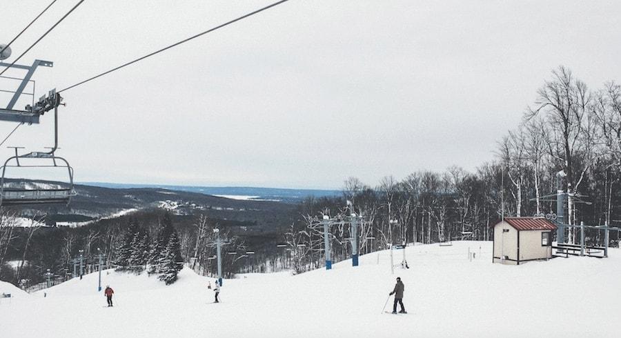 Northern Michigan Ski Resorts